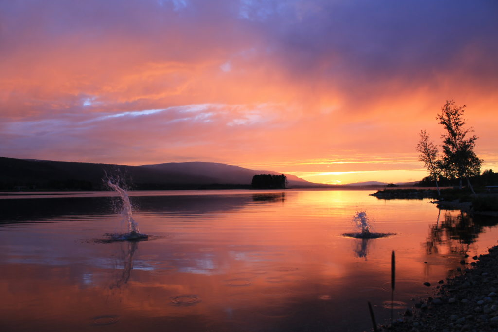 solnedgång_klövsjö_foto_Destination_Vemdalen